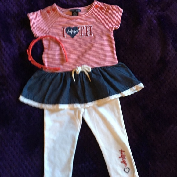 Tommy Hilfiger Other - Tommy Hilfiger Set size 18M
